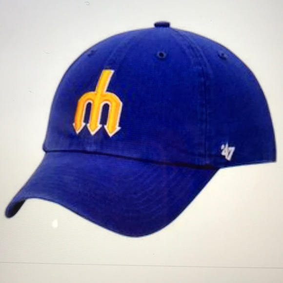 new style ad5bd 73e8c 47 Cleanup Seattle Mariners  47 Cooperstown Hat